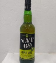 VAT 69 APPLE VIBE