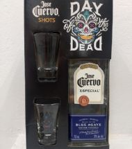 JOSE CUERVO DAY OF THE DEAD GIFT PACK SILVER