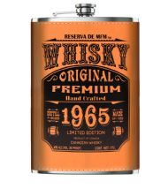 CASA MAESTRI RESERVA DE MFM 1965 FLASK LIMITED EDITION WHISKY