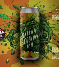 BREW HOUSE SATIVA SESSION IPA