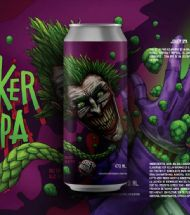 BREW HOUSE JOKER IPA