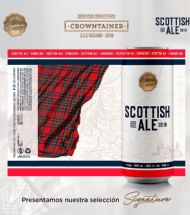 FAUCARIA SCOTTISH ALE