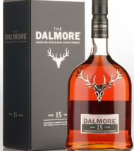 DALMORE SINGLE MALT 15 AÑOS
